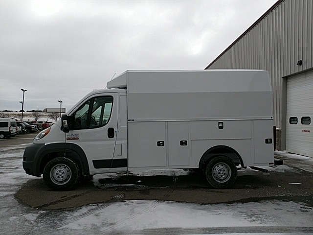 2018 ProMaster 3500 Standard Roof 4x2,  Service Utility Van #JE110480 - photo 9