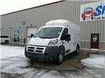 2018 ProMaster 3500 Standard Roof 4x2,  Service Utility Van #JE110480 - photo 1