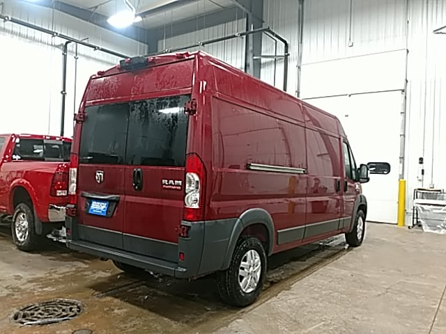 2018 ProMaster 2500 High Roof 4x2,  Empty Cargo Van #JE116215 - photo 6