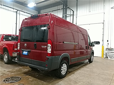 2018 ProMaster 2500 High Roof FWD,  Empty Cargo Van #JE116215 - photo 6