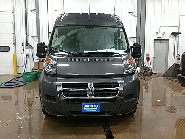 2018 ProMaster 2500 High Roof 4x2,  Empty Cargo Van #JE116216 - photo 3