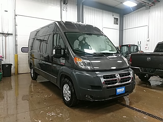 2018 ProMaster 2500 High Roof 4x2,  Empty Cargo Van #JE116216 - photo 4