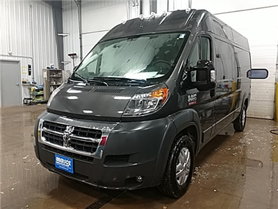 2018 ProMaster 2500 High Roof FWD,  Empty Cargo Van #JE116216 - photo 1