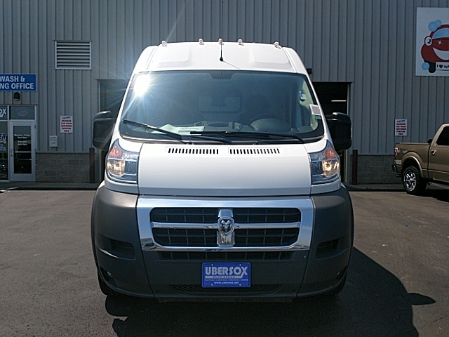 2018 ProMaster 2500 High Roof 4x2,  Empty Cargo Van #JE124888 - photo 4
