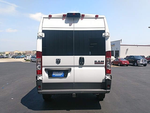 2018 ProMaster 2500 High Roof 4x2,  Empty Cargo Van #JE124888 - photo 8