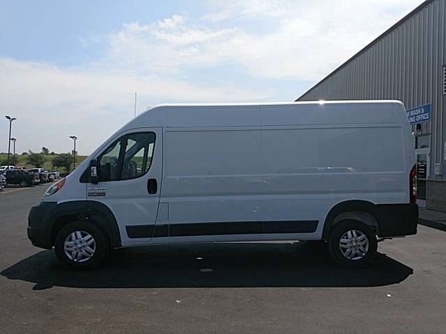 2018 ProMaster 2500 High Roof 4x2,  Empty Cargo Van #JE124888 - photo 9