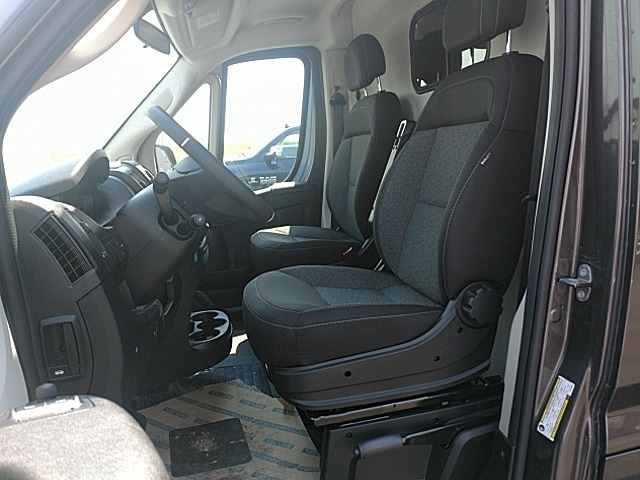 2018 ProMaster 2500 High Roof 4x2,  Empty Cargo Van #JE124889 - photo 11