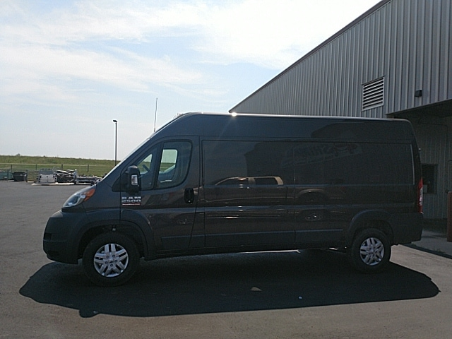 2018 ProMaster 2500 High Roof 4x2,  Empty Cargo Van #JE124889 - photo 9