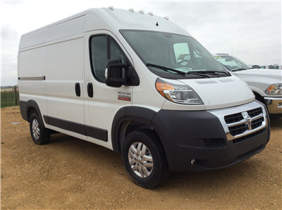 2018 ProMaster 2500 High Roof FWD,  Empty Cargo Van #JE124890 - photo 1