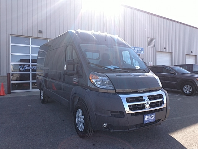 2018 ProMaster 3500 High Roof 4x2,  Empty Cargo Van #JE125022 - photo 4
