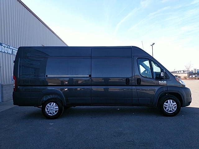 2018 ProMaster 3500 High Roof 4x2,  Empty Cargo Van #JE125022 - photo 5