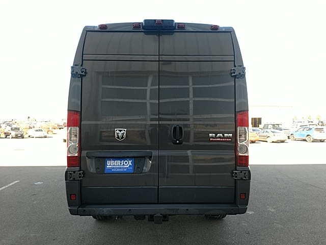 2018 ProMaster 3500 High Roof 4x2,  Empty Cargo Van #JE125022 - photo 7