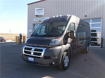 2018 ProMaster 3500 High Roof FWD,  Empty Cargo Van #JE125022 - photo 1
