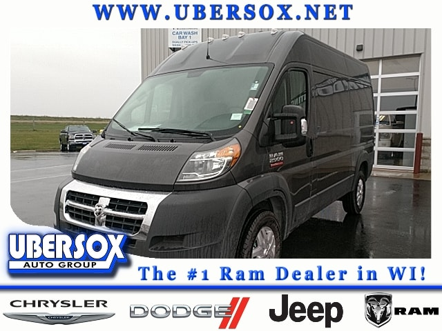 2018 ProMaster 2500 High Roof FWD,  Empty Cargo Van #JE156958 - photo 1