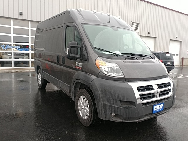 2018 ProMaster 2500 High Roof FWD,  Empty Cargo Van #JE156958 - photo 4