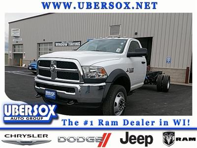 2018 Ram 5500 Regular Cab DRW 4x2,  Cab Chassis #JG179711 - photo 1