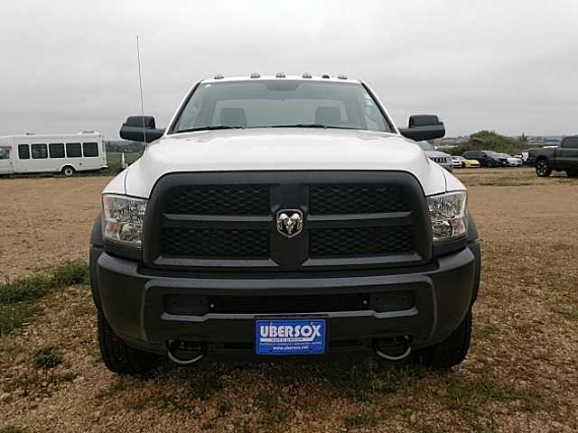 2018 Ram 4500 Regular Cab DRW 4x4,  Cab Chassis #JG185948 - photo 3
