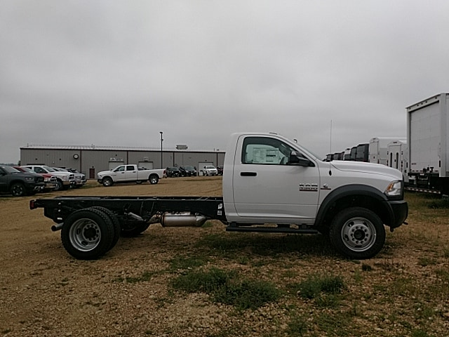 2018 Ram 4500 Regular Cab DRW 4x4,  Cab Chassis #JG185948 - photo 5