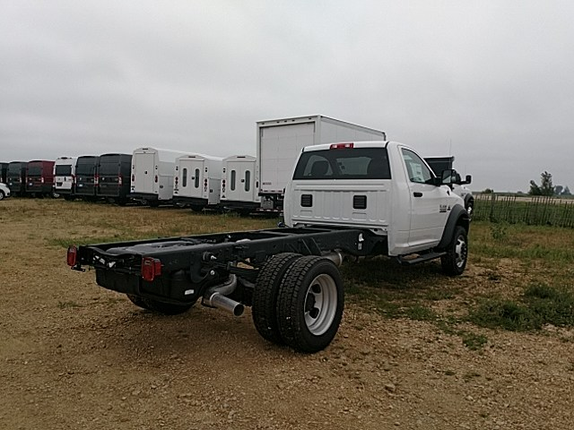 2018 Ram 4500 Regular Cab DRW 4x4,  Cab Chassis #JG185948 - photo 6