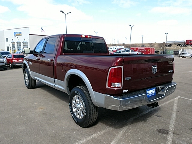 2018 Ram 2500 Crew Cab 4x4,  Pickup #JG193973 - photo 2
