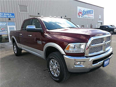 2018 Ram 2500 Crew Cab 4x4,  Pickup #JG193973 - photo 4