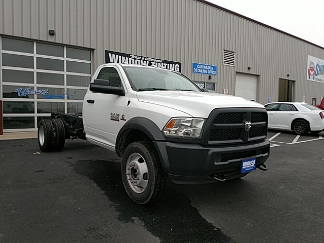 2018 Ram 4500 Regular Cab DRW 4x4,  Cab Chassis #JG229954 - photo 4