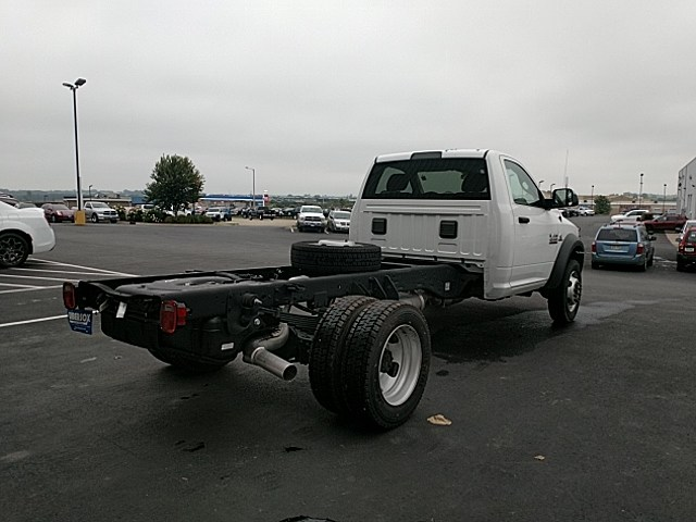 2018 Ram 4500 Regular Cab DRW 4x4,  Cab Chassis #JG229954 - photo 5