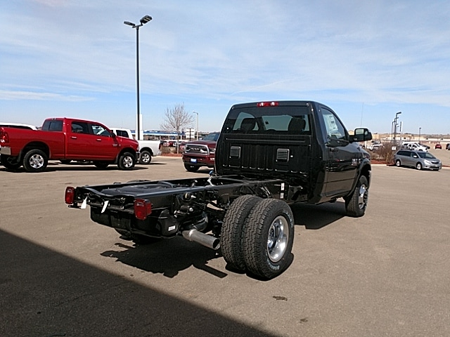 2018 Ram 3500 Regular Cab DRW 4x4,  Cab Chassis #JG251867 - photo 6