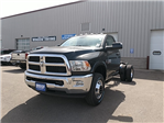 2018 Ram 3500 Regular Cab DRW 4x4,  Cab Chassis #JG251867 - photo 1