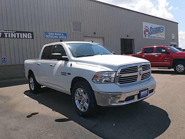 2018 Ram 1500 Crew Cab 4x4,  Pickup #JG270065 - photo 4
