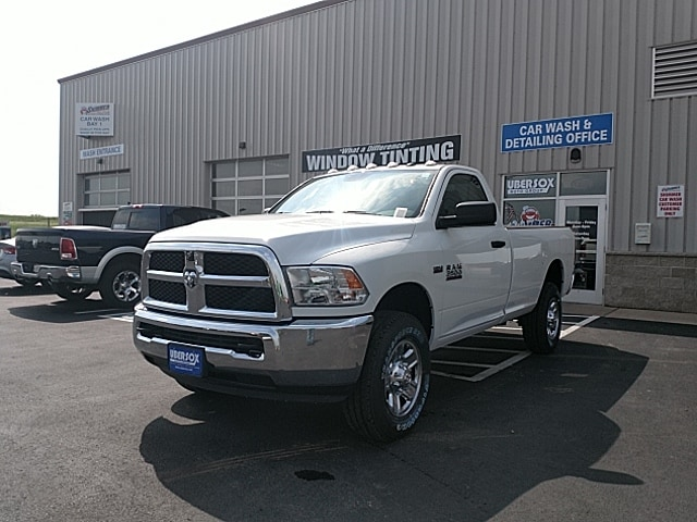 2018 Ram 2500 Regular Cab 4x4,  Pickup #JG320107 - photo 1