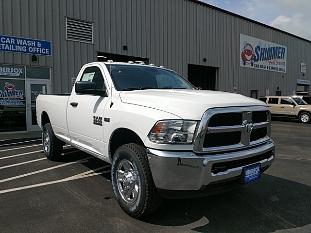 2018 Ram 2500 Regular Cab 4x4,  Pickup #JG320107 - photo 3