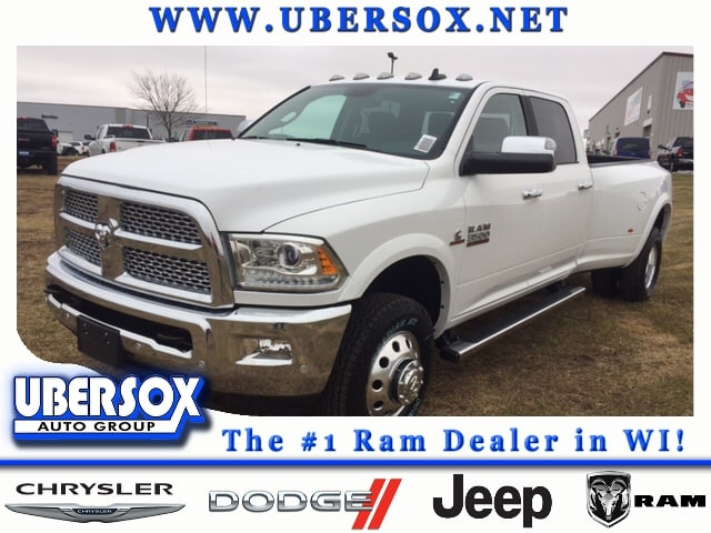 2018 Ram 3500 Crew Cab DRW 4x4,  Pickup #JG324116 - photo 1