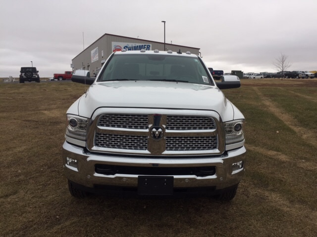 2018 Ram 3500 Crew Cab DRW 4x4,  Pickup #JG324116 - photo 3