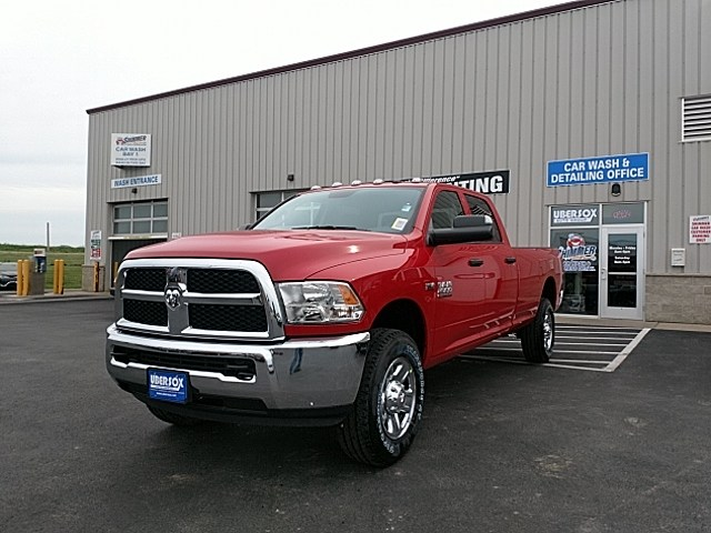 2018 Ram 2500 Crew Cab 4x4,  Pickup #JG326482 - photo 1