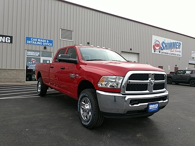 2018 Ram 2500 Crew Cab 4x4,  Pickup #JG326482 - photo 4