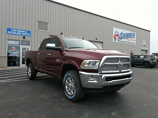 2018 Ram 2500 Crew Cab 4x4,  Pickup #JG345557 - photo 4