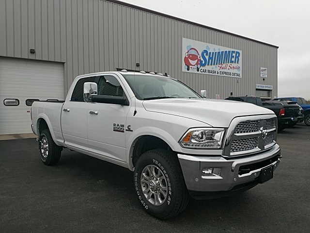 2018 Ram 2500 Crew Cab 4x4,  Pickup #JG348143 - photo 4