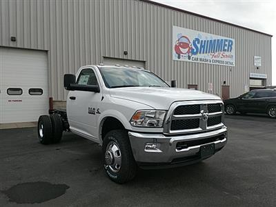 2018 Ram 3500 Regular Cab DRW 4x4,  Cab Chassis #JG355747 - photo 4