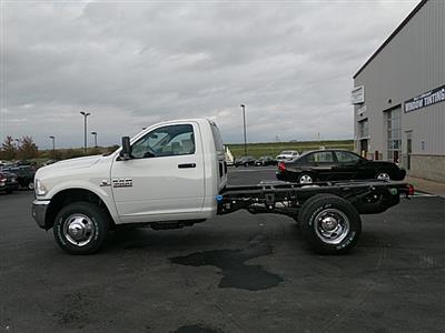 2018 Ram 3500 Regular Cab DRW 4x4,  Cab Chassis #JG355747 - photo 8