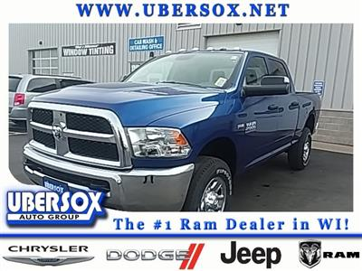 2018 Ram 2500 Crew Cab 4x4,  Pickup #JG365119 - photo 1