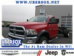 2018 Ram 5500 Regular Cab DRW 4x4,  Cab Chassis #JG371735 - photo 1