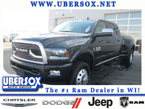 2018 Ram 3500 Mega Cab DRW 4x4,  Pickup #JG372895 - photo 1