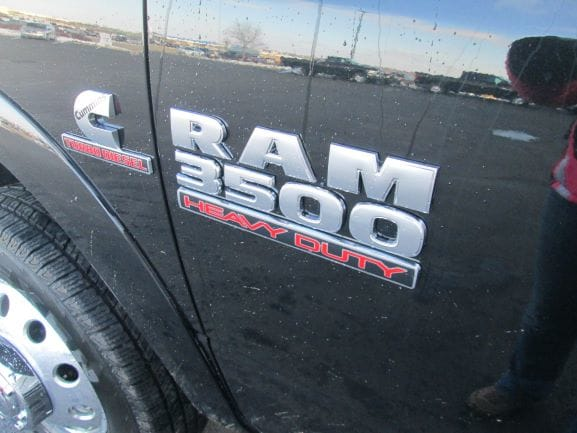 2018 Ram 3500 Mega Cab DRW 4x4,  Pickup #JG372895 - photo 25