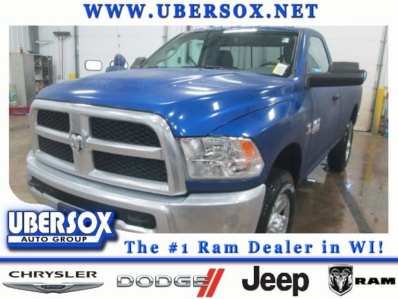 2018 Ram 2500 Regular Cab 4x4,  Pickup #JG378484 - photo 1