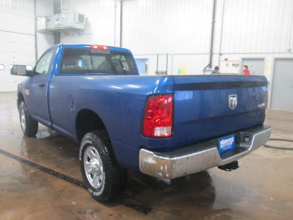 2018 Ram 2500 Regular Cab 4x4,  Pickup #JG378484 - photo 2