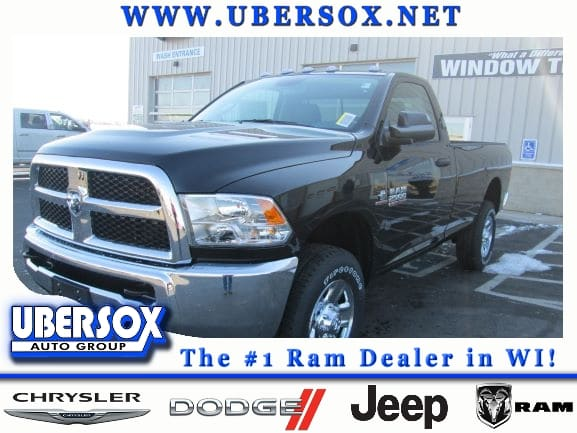 2018 Ram 2500 Regular Cab 4x4,  Pickup #JG388722 - photo 1