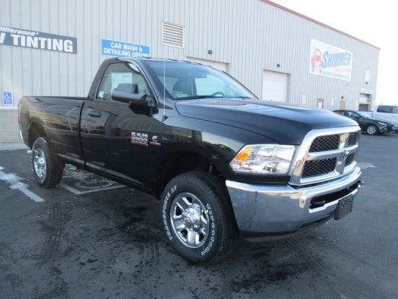 2018 Ram 2500 Regular Cab 4x4,  Pickup #JG388722 - photo 4