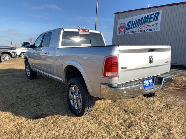 2018 Ram 2500 Mega Cab 4x4,  Pickup #JG427921 - photo 2