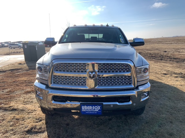 2018 Ram 2500 Mega Cab 4x4,  Pickup #JG427921 - photo 3